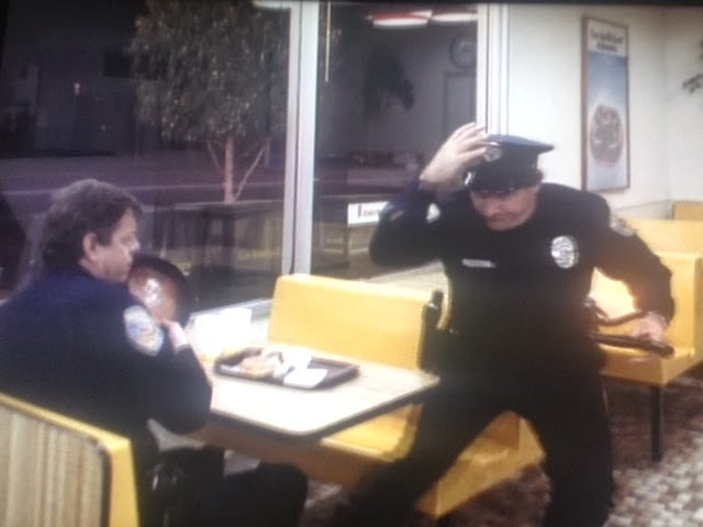 S Movie Where The Cop And The Donut Shop