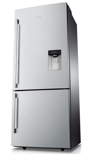 your trust samsung launches new bottom mount refrigerator range. Black Bedroom Furniture Sets. Home Design Ideas