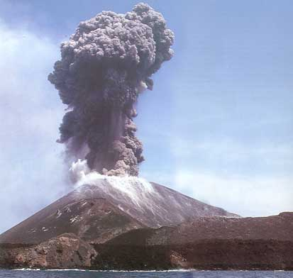 Famous World: Famous Volcanoes - 18.9KB