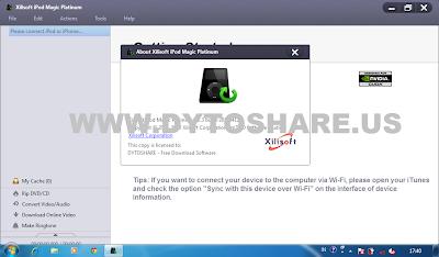 Untitled Xilisoft iPod Magic Platinum 5.2.3.20120412   Full Patch