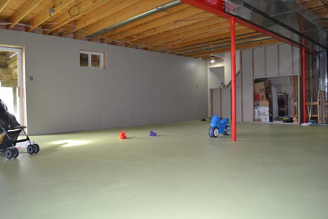 basement drywall sunny carrier