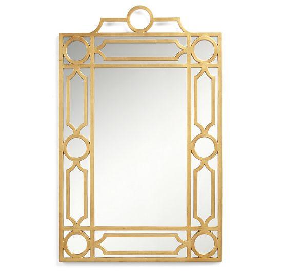 Haverty's Sharidan Mirror