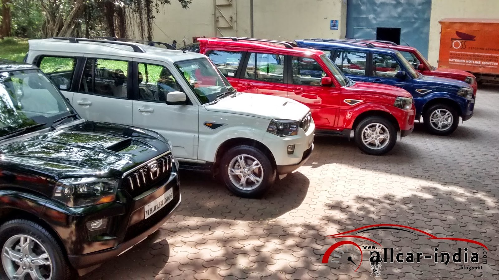 AUTOMOTIVE CRAZE 2014 New Generation Scorpio