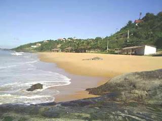 praia do portinho