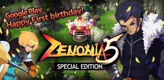 ZENONIA 5 Offline Apk free