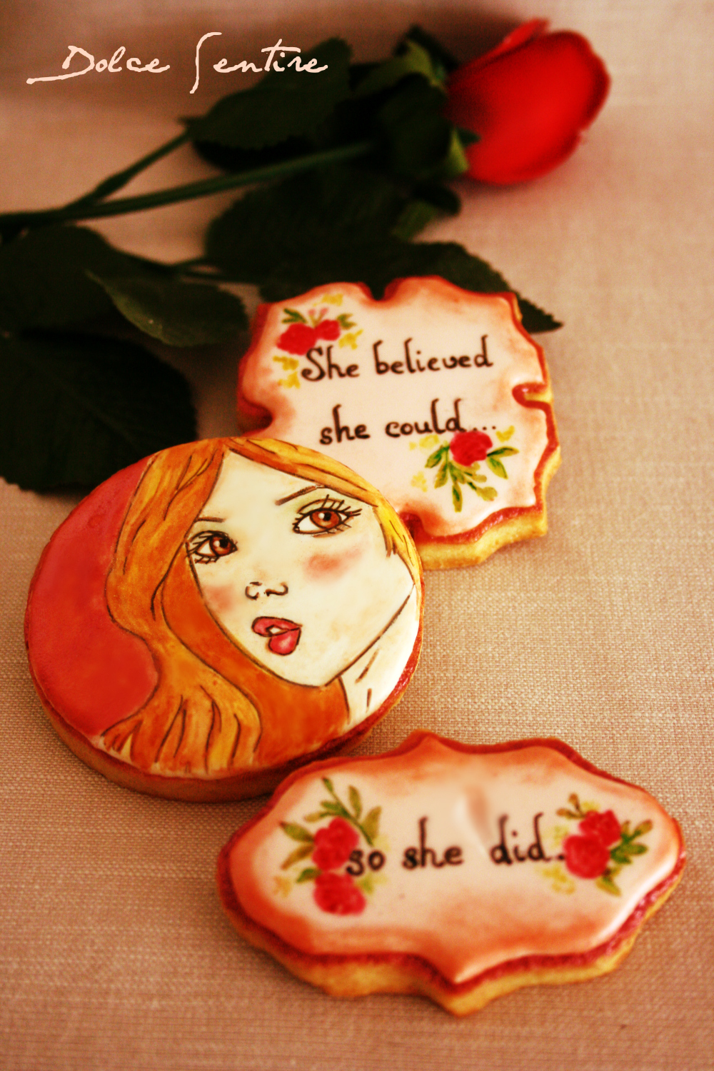 Galletas del Día Internacional de la Mujer (Post Express) International Women's Day Cookies