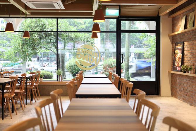 Los nuevos dise os en los restaurantes de burger king - Disenos para restaurantes ...