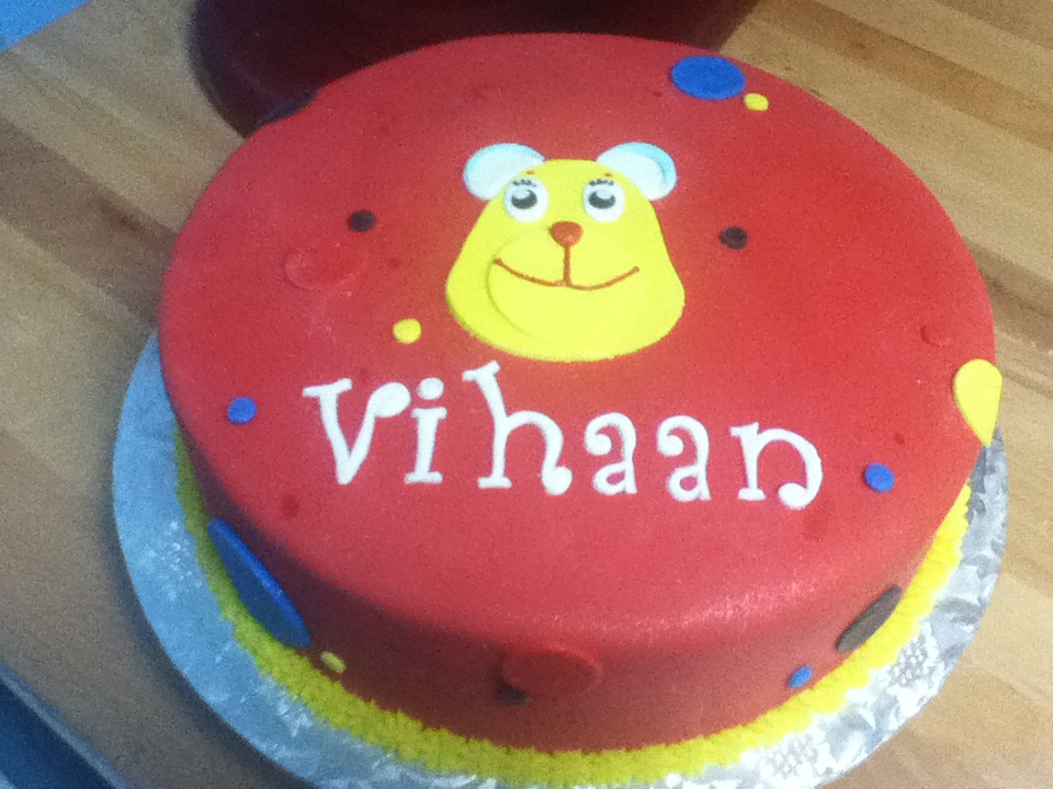 Ashlynn Birthday Cake