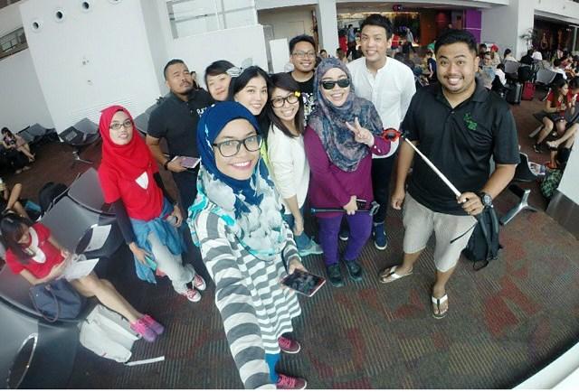 Blogger Malaysia AirAsia Blogger Community Ke Bangkok