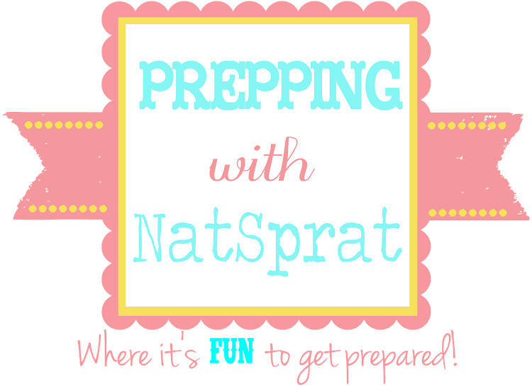 Prepping With NatSprat