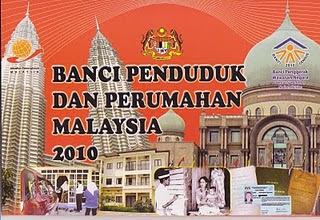 Banci 2010 Penduduk Malaysia 28.3 Juta