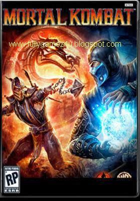 Download Free Mortal kombat Game
