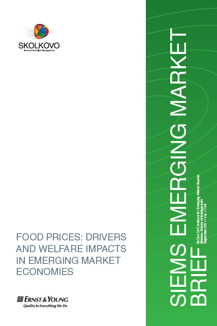 impact of globalisation on emerging market economies Part i: an overview of the financial crisis and its impact on emerging markets the impact of the global financial crisis on emerging financial markets jonathan a batten , peter g szilagyi (pp 3 - 16.