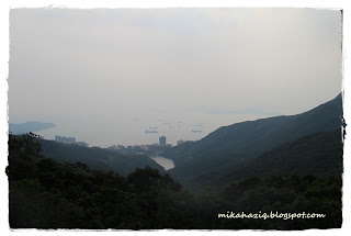 victoria peak central hong kong