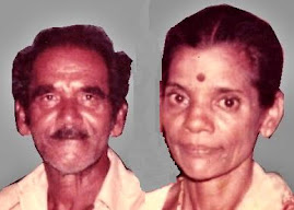 MY LATE PARENTS