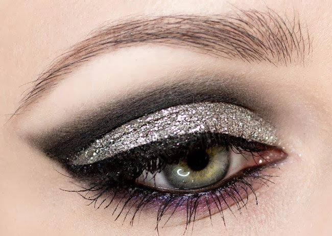 idee couleur maquillage 2015 pour yeux verts  Guide make up 2014