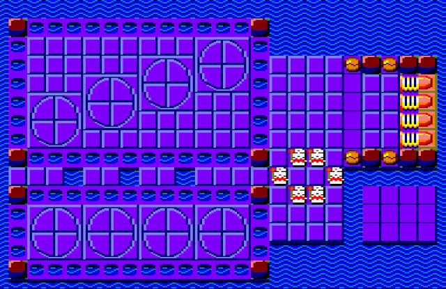 Iniciada la conversión del arcade de Irem, Meikyu Jima, para ordenadores CPC