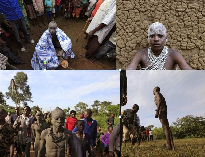 Ritual Unik Warga Kenya Dalam Tradisi Sunatan