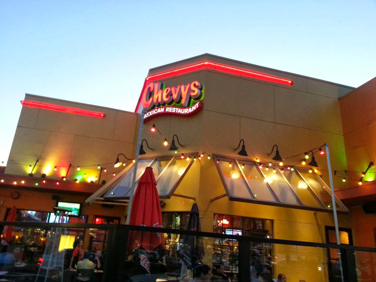 Chevys prepares dishes daily from scratch using only the freshest ingredients and its menu includes traditional enchiladas, burritos and tacos, as well as mesquite-broiled skirt steak, fresh fish .