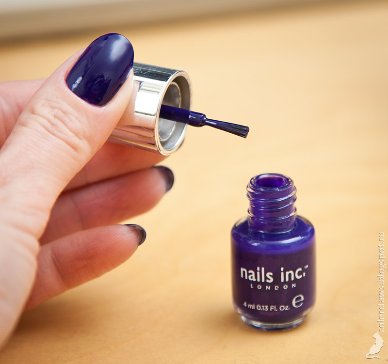 Nails inc. Belgrave Place
