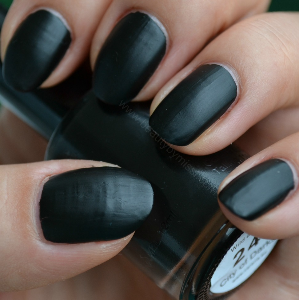 matte nail polish, nails of the day, notd