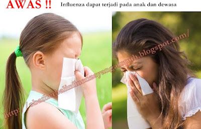 Obat Herbal Influenza Yang Ampuh