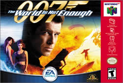 007 - The World is Not Enough - N64 ROMs
