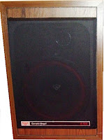 Cerwin Vega A123 A-123 Speaker specs review