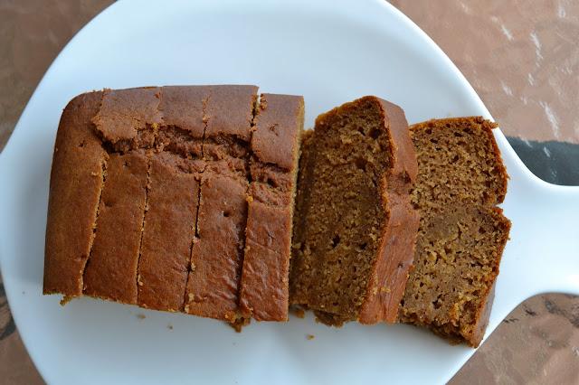 Pumpkin Rum Cake With Cake Mix