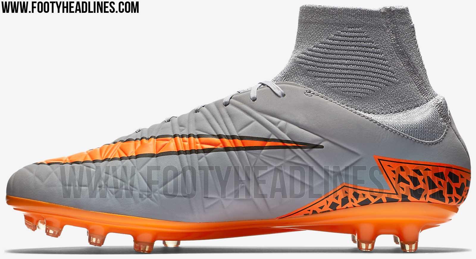 Nike Hypervenom Phatal 2 Dynamic Fit Collar Boots Released ...