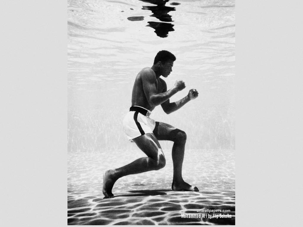 Sensual Gratification: Muhammad Ali