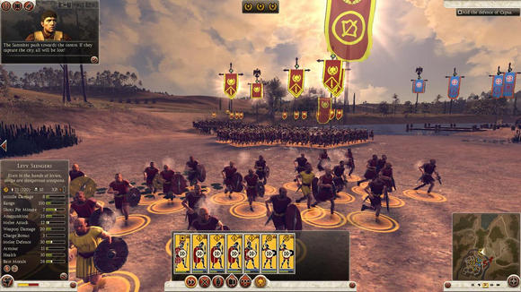 total war rome2 screenshot 2 Total War ROME II RELOADED