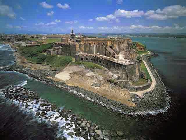 Fuerte de San Felipe, San Juan, Puerto Rico