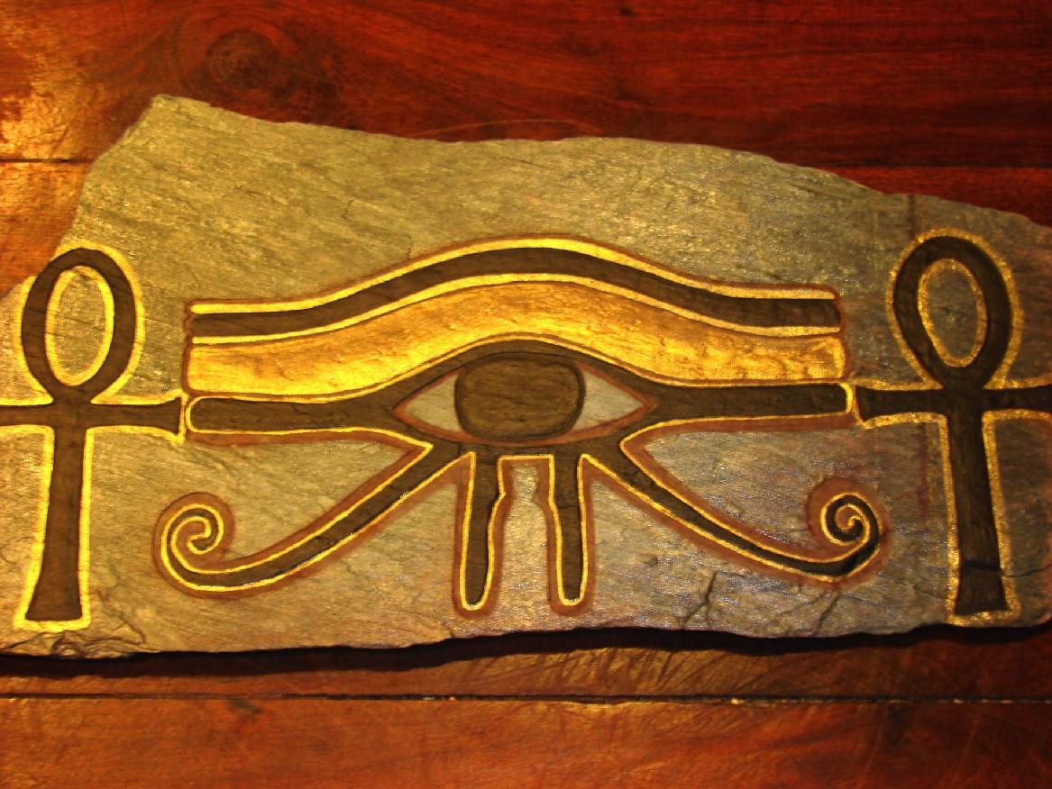 Historia del Antiguo Egipto - El Ojo de Horus - Escrituras