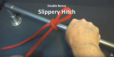 bonus knot the slippery hitch