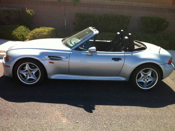 Daily Turismo Simple Roadster 1998 BMW M Roadster