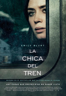 La Chica del Tren en Español Latino