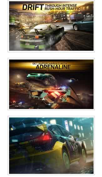 Need For Speed No Limits Mod Android