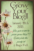 "I'm Part of the ""Grow Your Blog"" Blog Hop!"