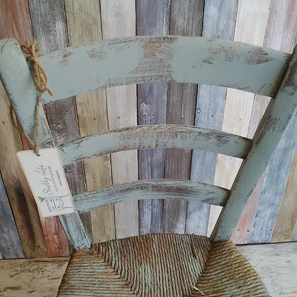 schienale sedia osteria
