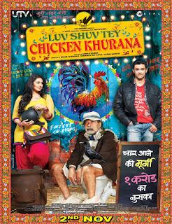 Luv Shuv Tey Chicken Khurana (2012) Online