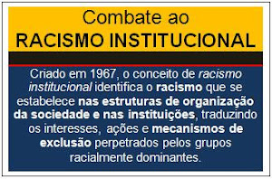 Combate ao racismo institucional