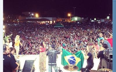 Cantora Damares foto Chapadinha-MA 03