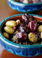 Azeitonas Marinadas (vegana)