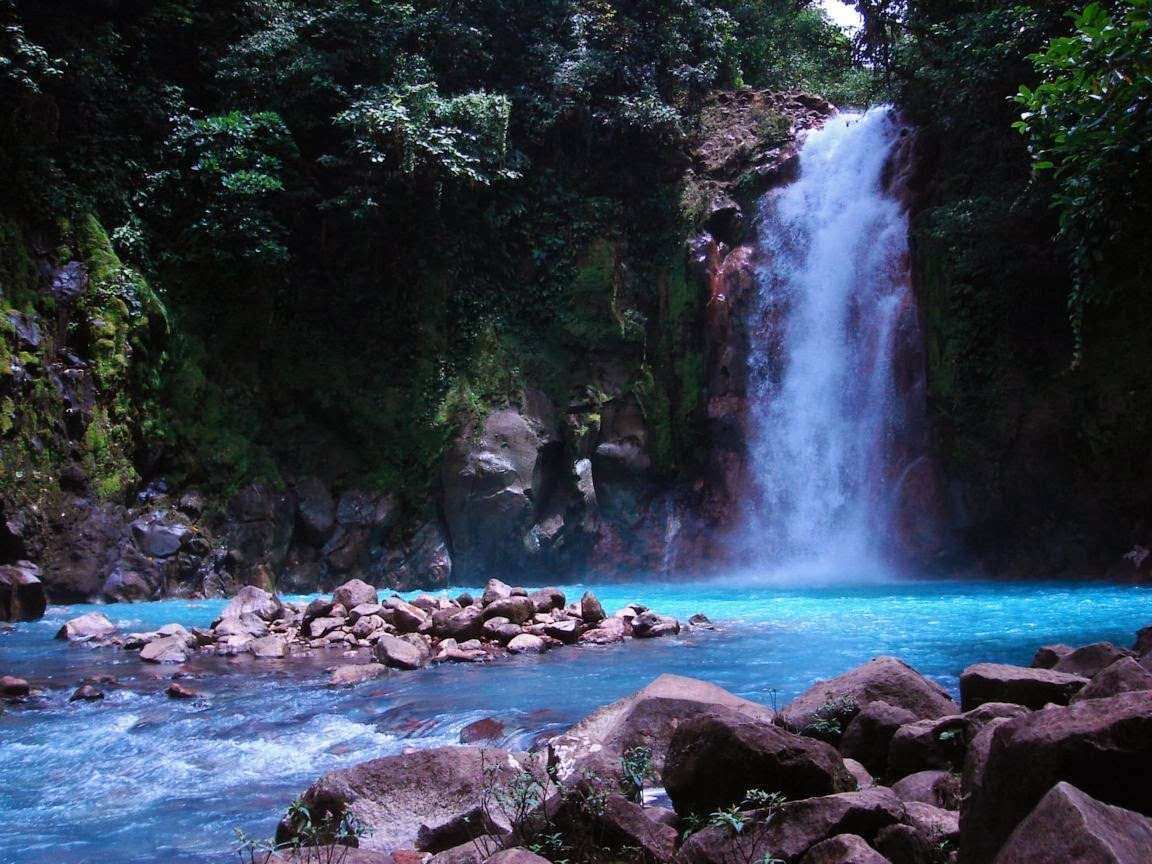 World Visits Trip To Costa Rica Waterfalls Cool Review