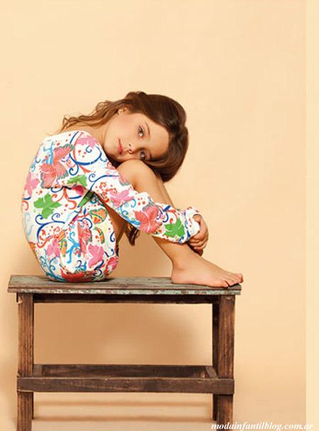 indumentaria infantil primavera verano 2014