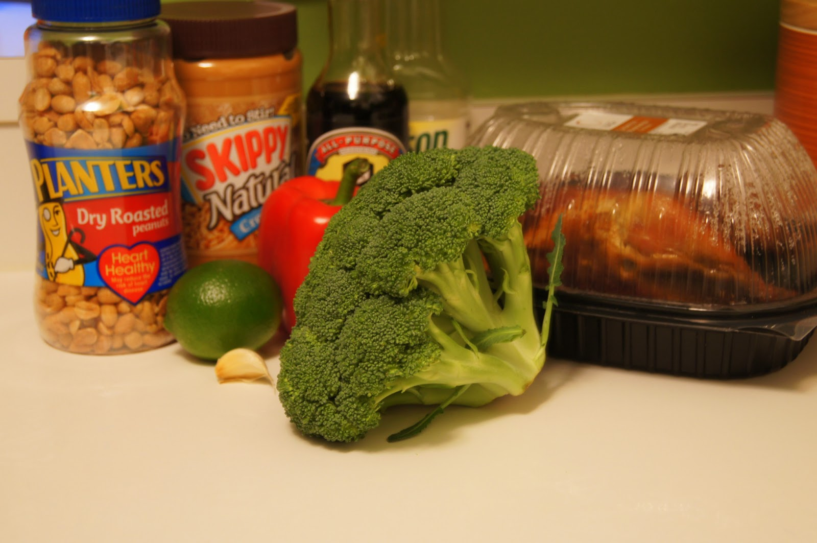 Elizabeth's Dutch Oven: Chicken, Broccoli, and Red Bell ...