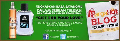 Blog Competition - Barang HOT, Harga HOT | HargaHot.com