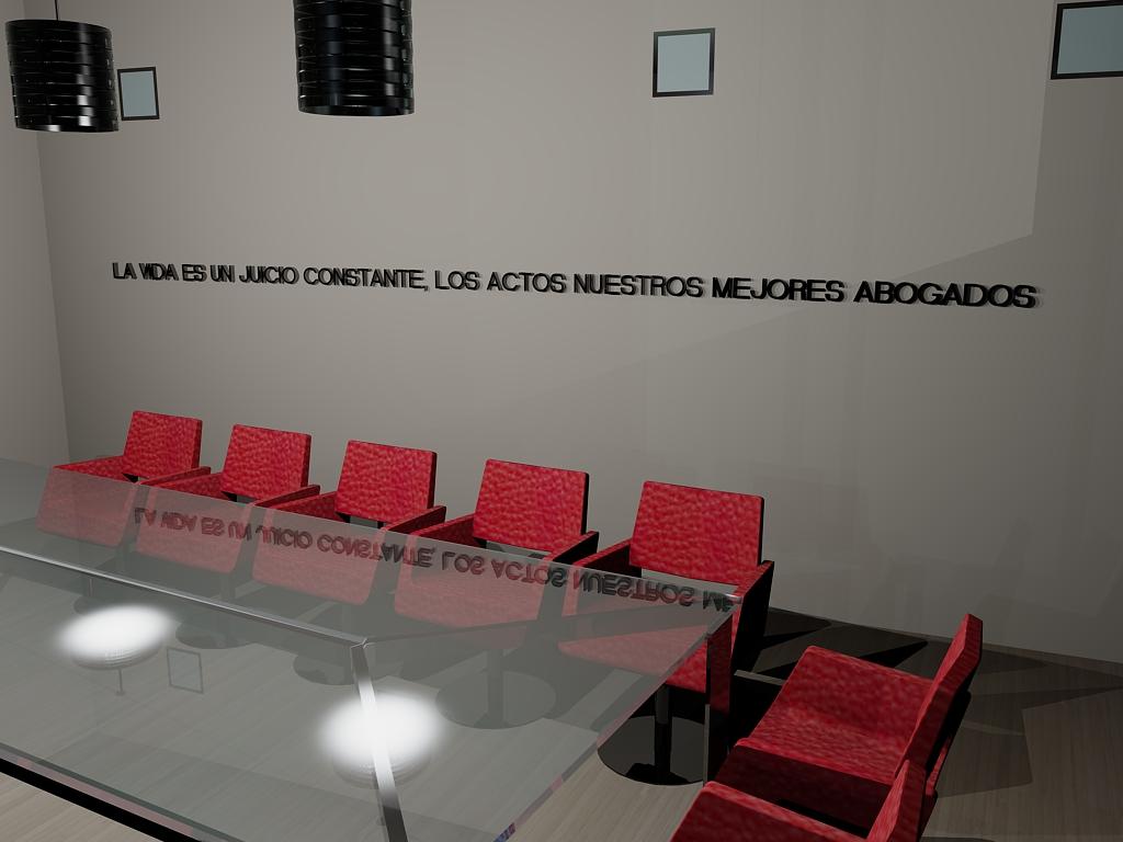 Autos weblog for Decoracion despacho abogados