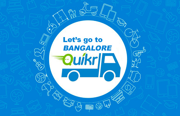 Relocating to Bangalore: The Quikr Way